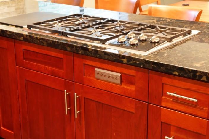 Modern Shaker Kitchen Cabinet - Montreal