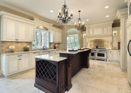 Kitchen Cabinets & Countertops - Montreal