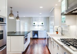 Kitchen Cabinets - Montreal