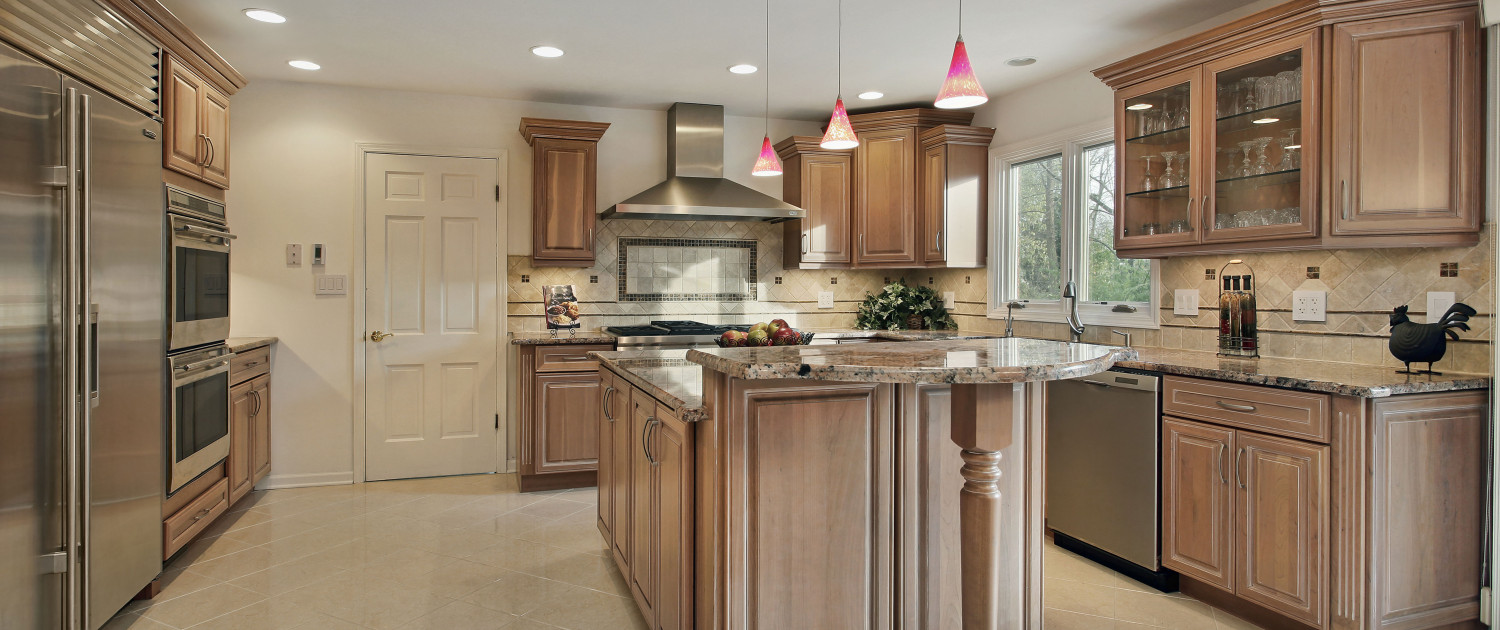 High Quality Kitchen Cabinets And Countertops