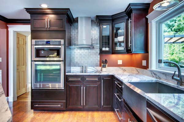 Traditional Kitchen Montreal