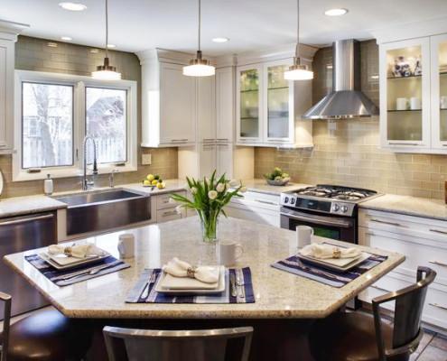 Kitchen Countertops - Montreal