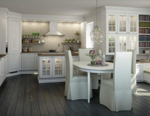 Cuisine Traditionnelle Traditional Kitchen