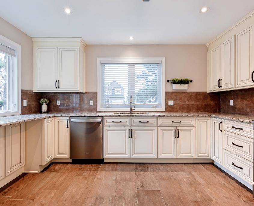 KSI Solidwood Cabinets
