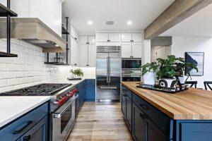 COASTAL kitchens cuisine côtière