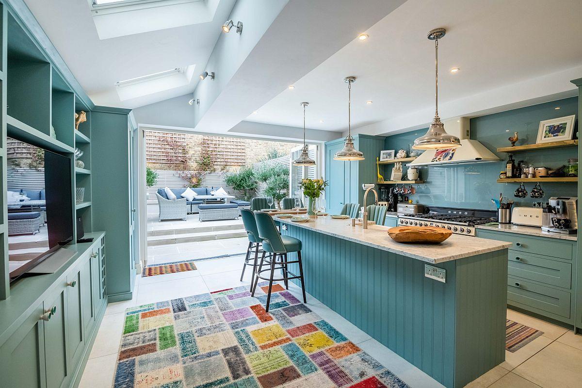 Costal Cottage kitchen
