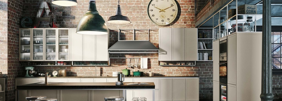 Cuisine industrielle Industrial Kitchen