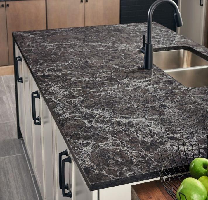 Contemporary Kitchen Countertop