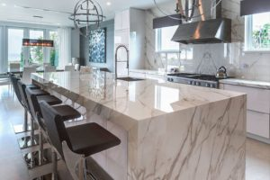 Modern Kitchen contemporary Kitchen countertops comptoirs