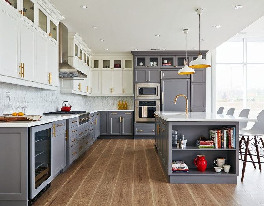 Montreal Kitchen Cabinets