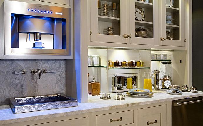 Kitchen Coffee Station Ideas To Optimize Your Caffeine Routine