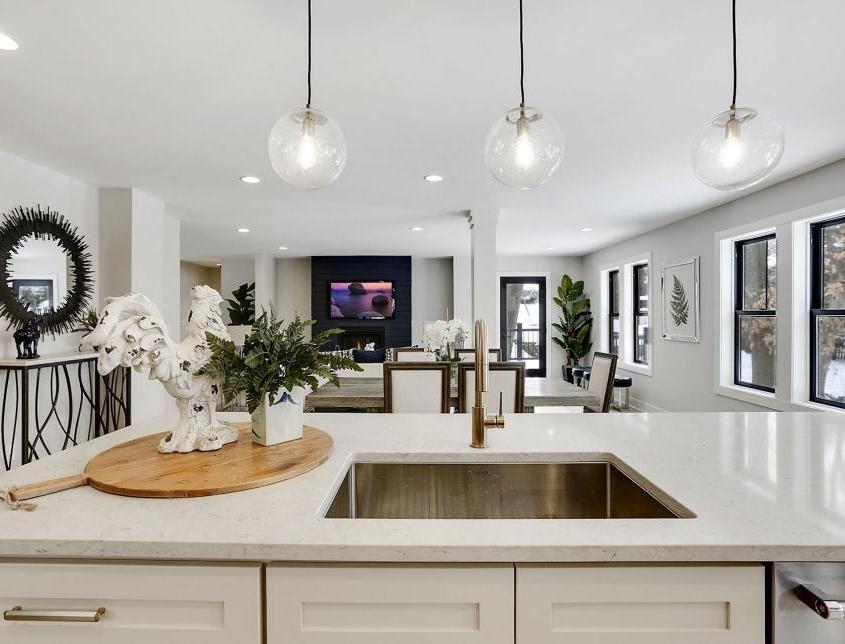 contemporary kitchen Coastal Kitchen