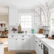 Cottage Contemporary Kitchen