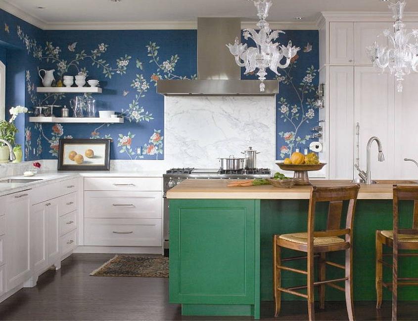 Contemporary Kitchen parisian