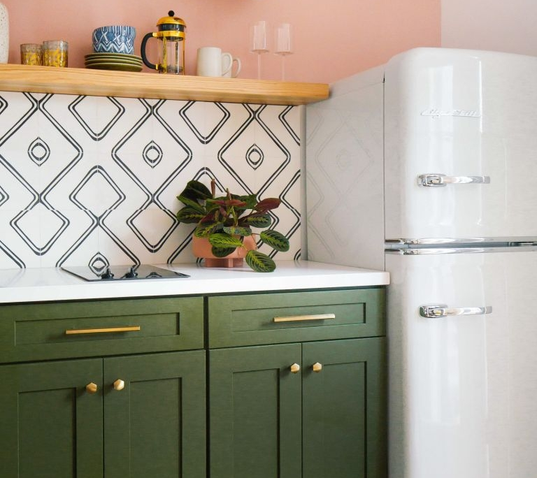 How To Create A Vintage Kitchen