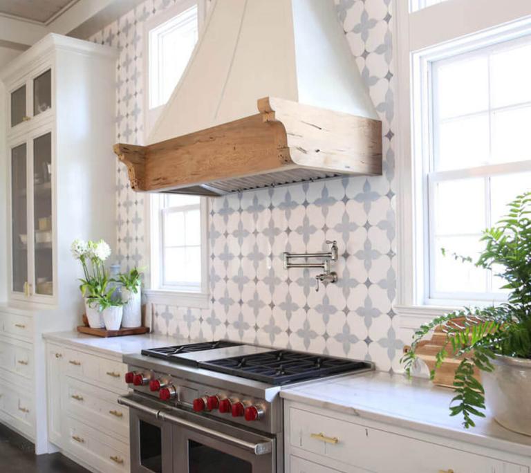 Fresh Kitchen Backsplash Ideas For White Cabinets Ksi Cuisine Solutions