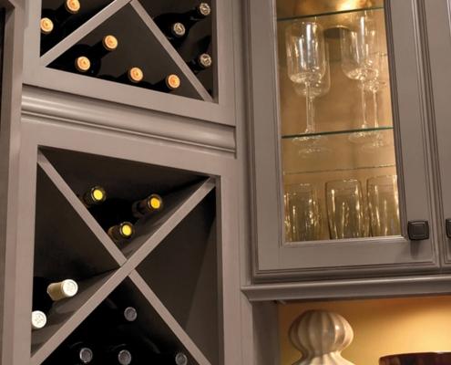 Brossard cabinet accessories