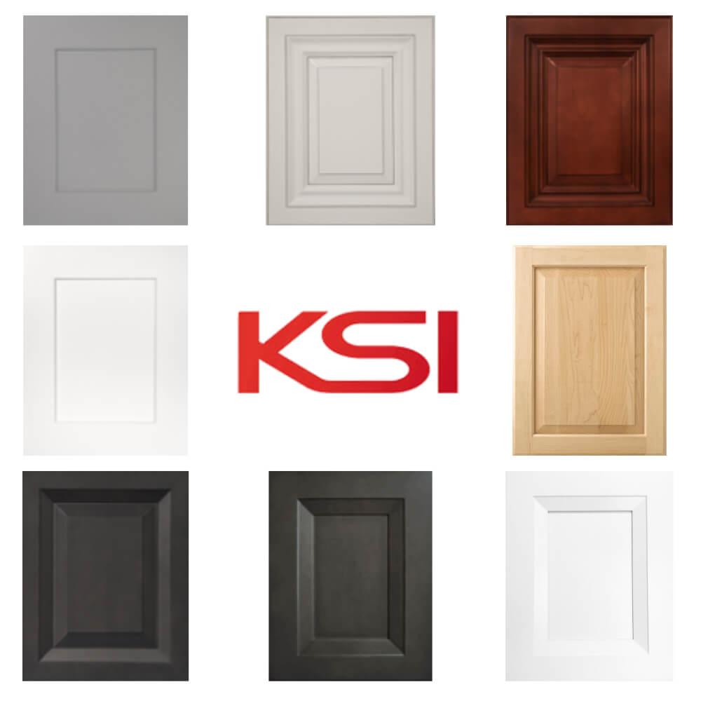 KSI kitchen cabinet Doors