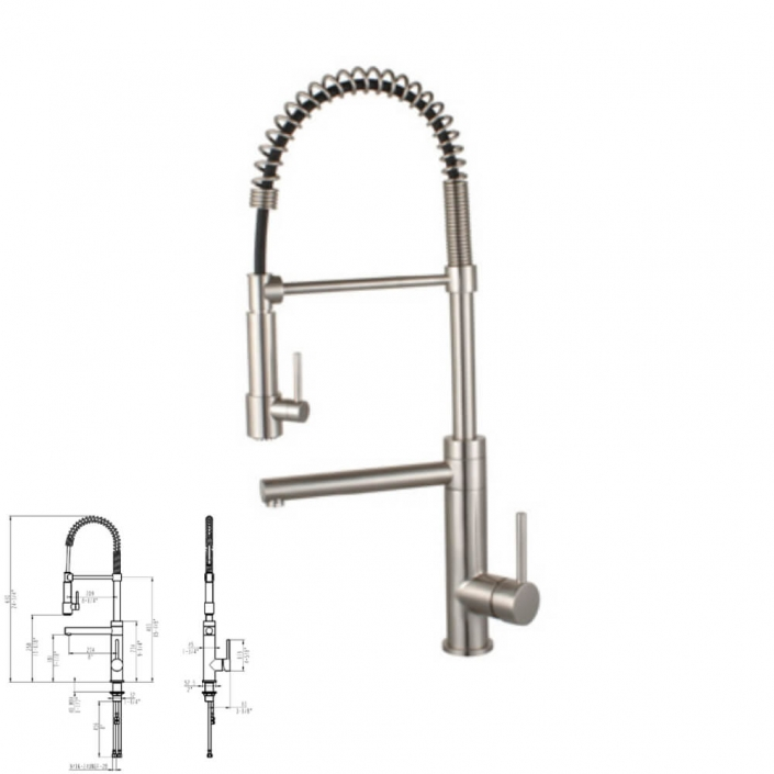 ksi kitchen faucets montreal