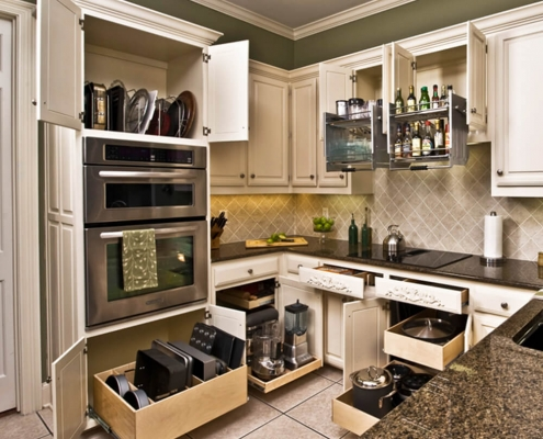montreal cabinet accessories