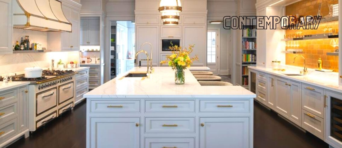 Different types of kitchen cabinet styles to choose from