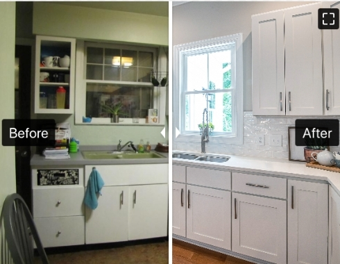 kitchen remodel montreal before after gallery CUISINE REMODELER MONTRÉAL