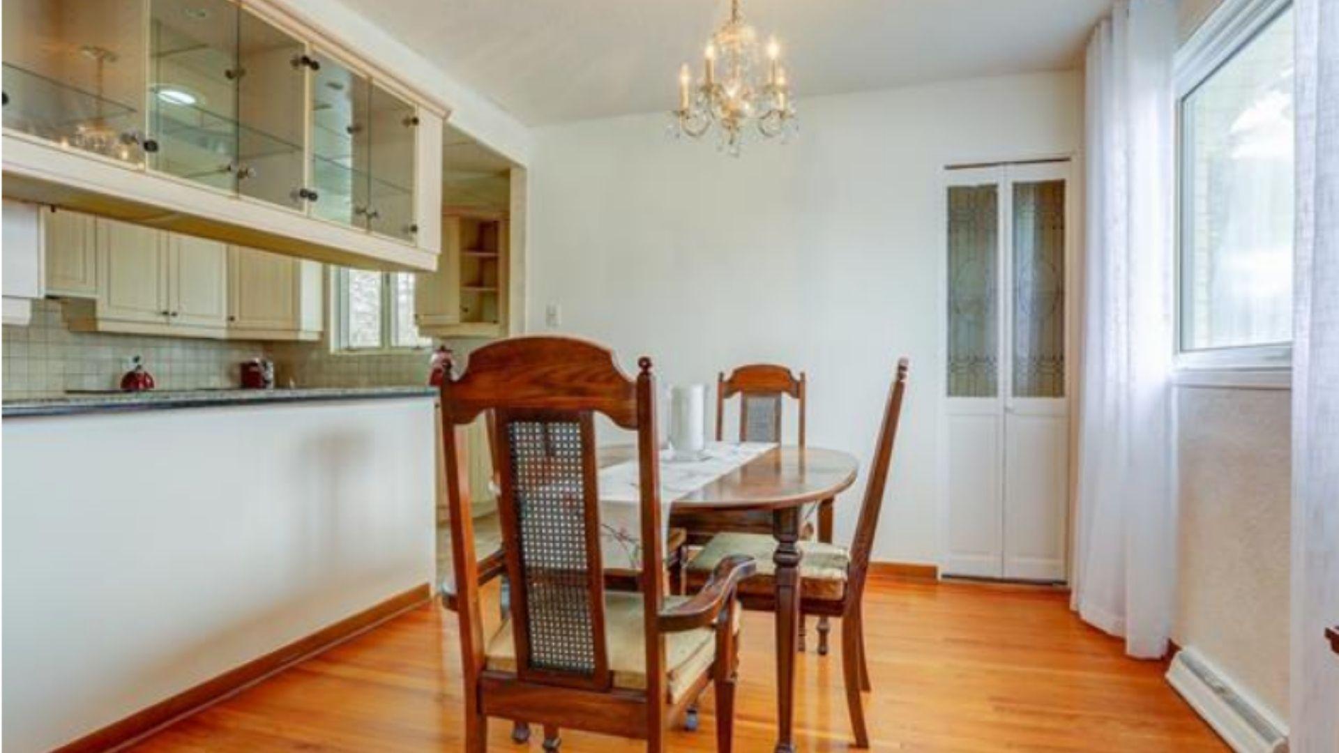 Pierrefonds kitchen renovation before