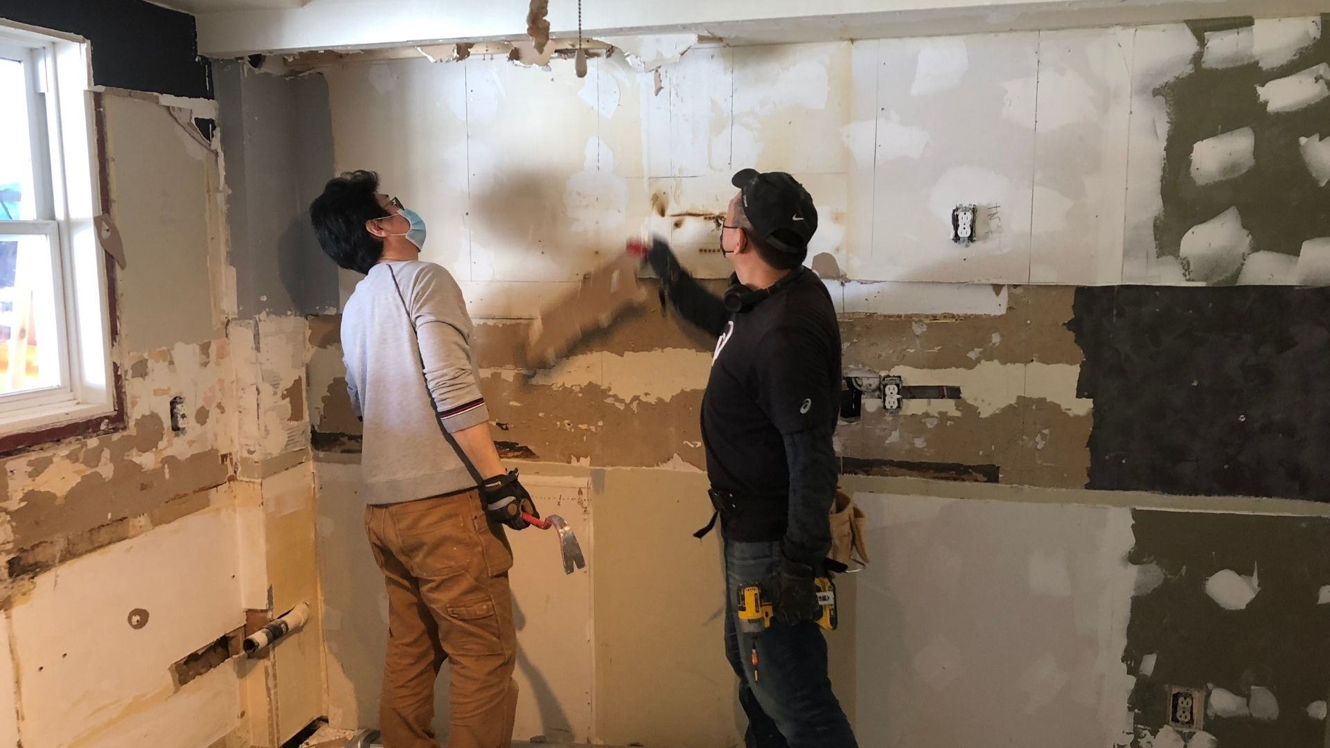chateauguay kitchen renovation before