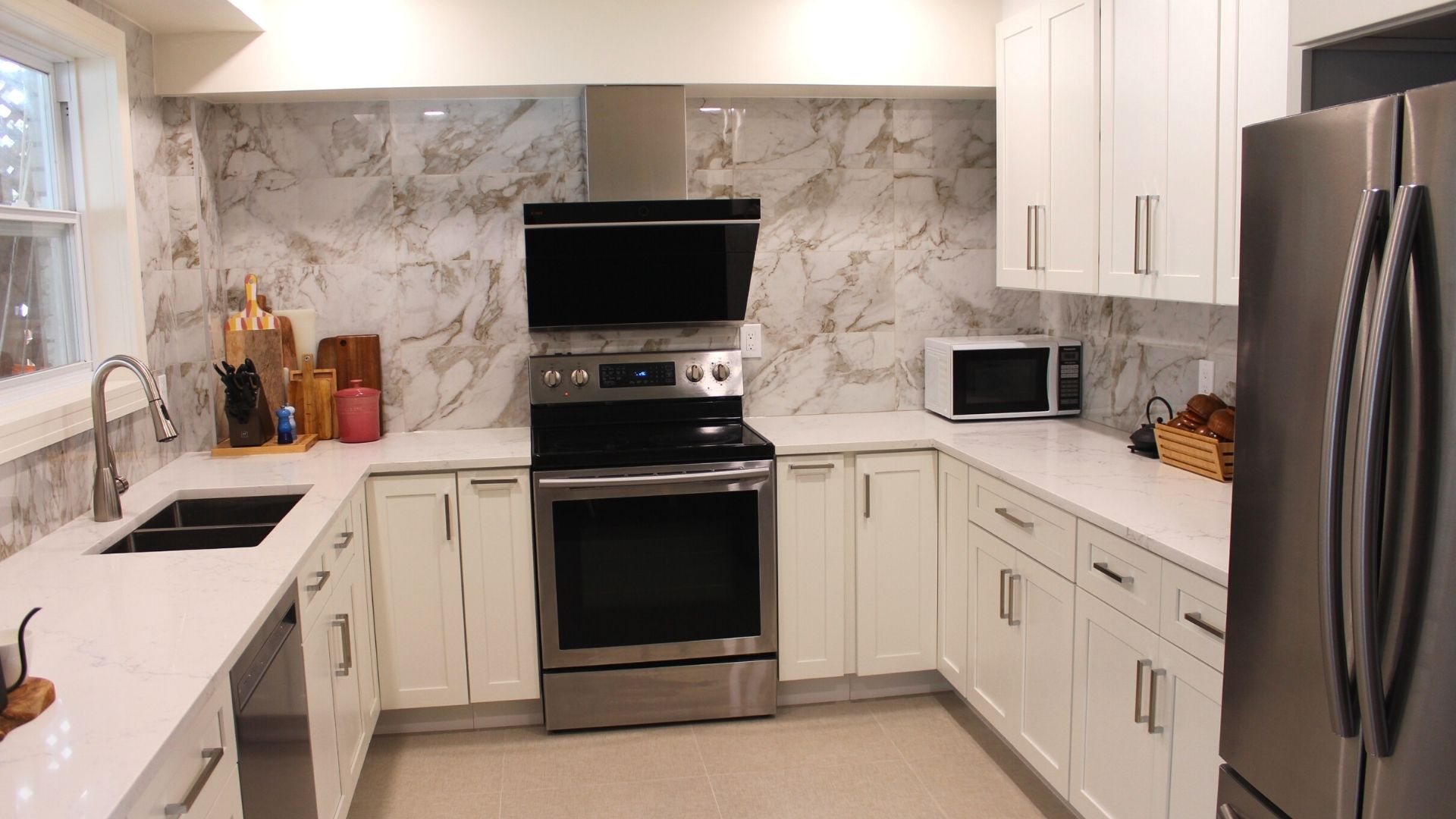 chateauguay kitchen renovation after