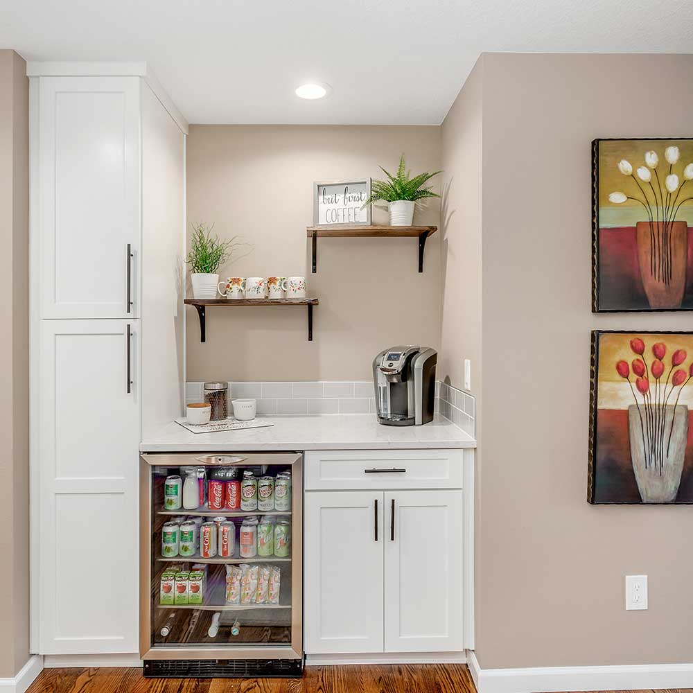 clean up old cabinet 3 Simple Ways to Give Your Kitchen a Makeover