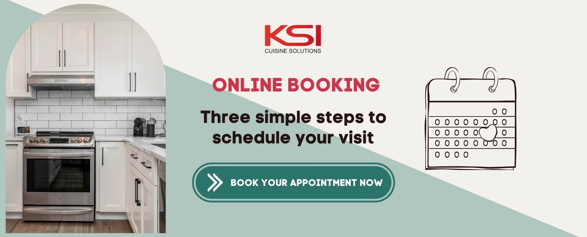 KSI online Booking