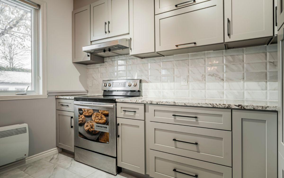 Shaker Kitchen Cabinets Hudson Armoires de cuisine Shaker Hudson