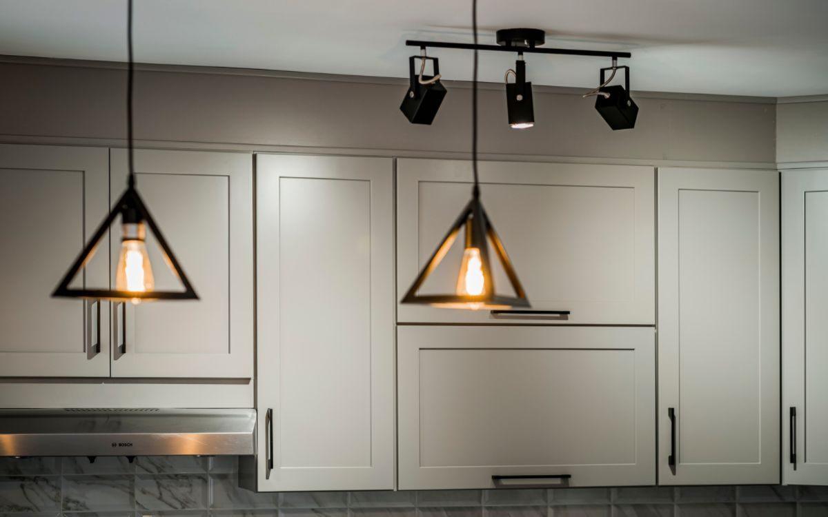 Shaker kitchen cabinets Laval Armoires de cuisine Shaker Laval